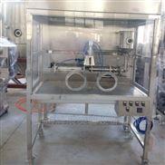 食品业不锈钢实验型无菌灌装机