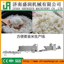 盛润机械自热米饭营养米设备TSE70