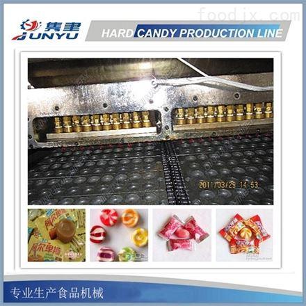 硬糖浇注生产线