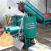 全自动转笼洗薯红薯淀粉机