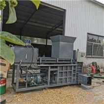 农作物秸秆压块机 全自动方块套袋打捆机
