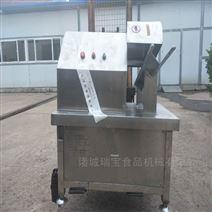 诸城瑞宝PB-250新型猪蹄劈半机