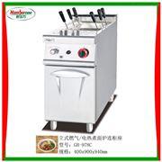 GH-978C立式燃气煮面炉连柜座