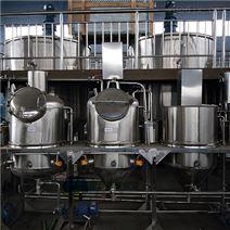 食用油精鍊成套設備 茶籽精鍊機 油脂精鍊