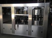 不锈钢食品封口设备全自动灌装封口组合机