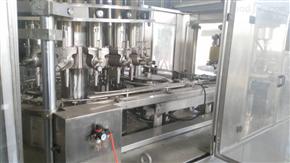 水果酱生产设备不锈钢全自动浓酱灌装机
