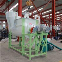 廠家直銷飼料高效臥式螺帶式混合機可定制