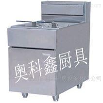 四川商用设备双缸燃气炸炉