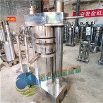 全自動芝麻香油機 溫控液壓芝麻榨油設備