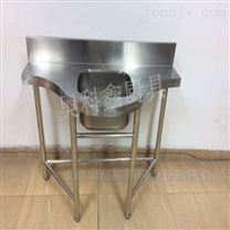 成都厨房设备不锈钢异型水池