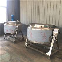 卤煮锅肉制品商用不锈钢夹层锅