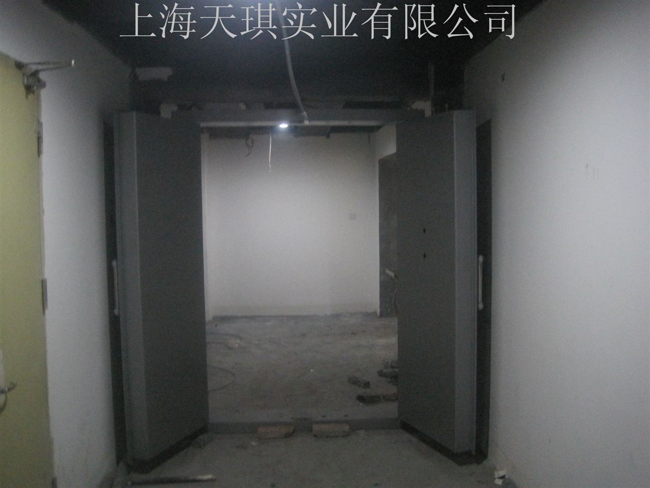 金华C级碳钢金库门