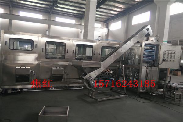 qgf-大桶水灌装机 三合一全自动-张家港市锦丰镇三