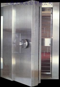 碳钢金库门设计
