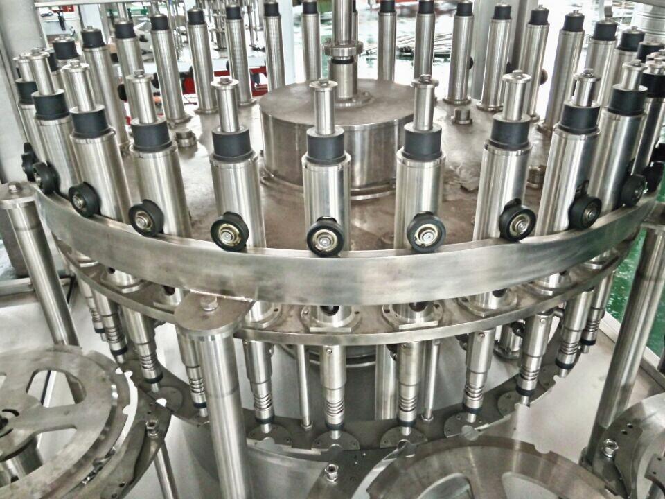 果汁饮料生产线 全自动果汁饮料灌装机