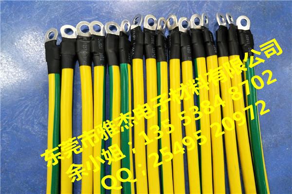 幕墙接地防雷铜导线 法兰静电跨接线常用规格