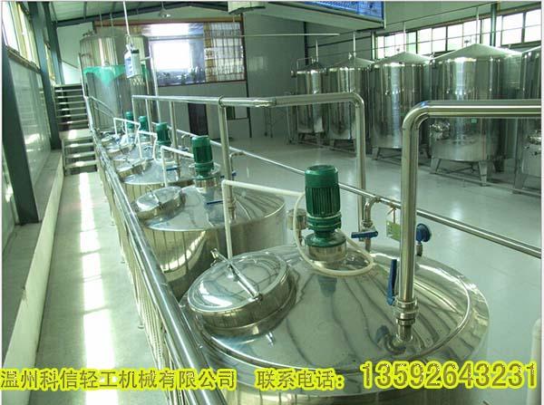 整套价格醋柿子生产线角度柿子|全自动饮料醋cad设备显示45g图片