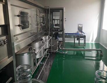 桶装水罐装生产线