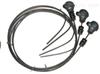 WZPK-331/KG法兰铠装热电阻